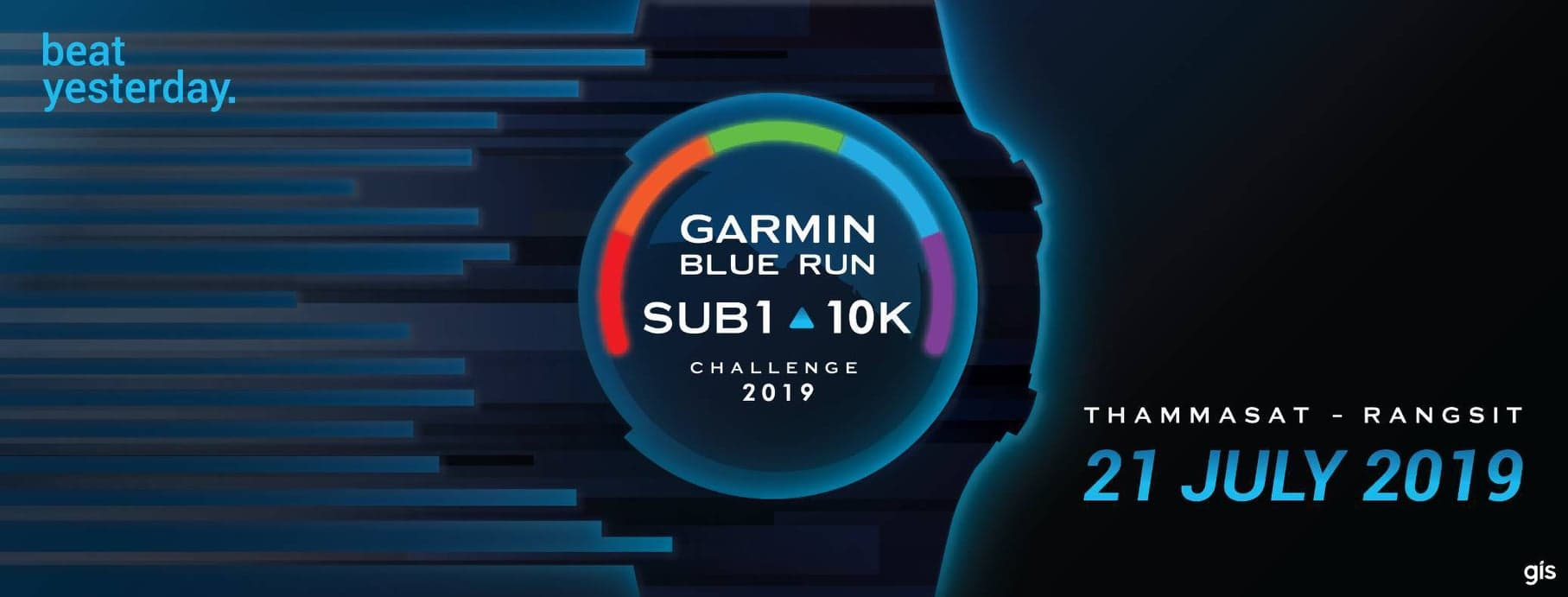 Garmin Blue Run 2019